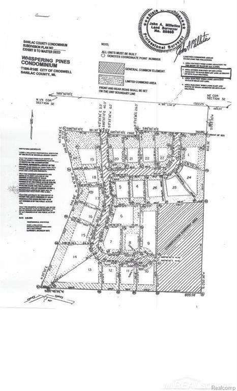 Red Pine, Lexington Twp, MI 48422 (MLS #58031349272) :: The Toth Team