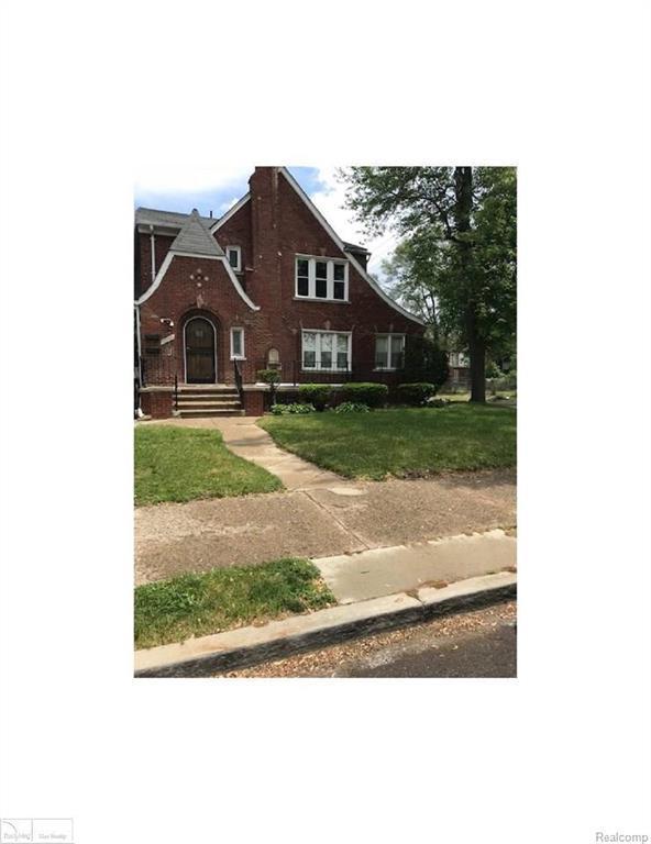 17300 Kentucky, Detroit, MI 48221 (#58031349293) :: Duneske Real Estate Advisors