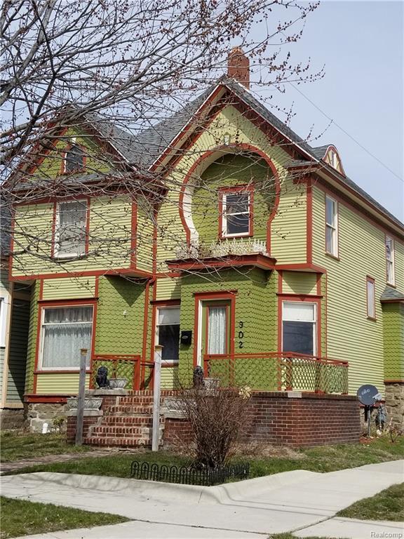 902 Ontario Street Street, Port Huron, MI 48060 (#218048966) :: RE/MAX Classic