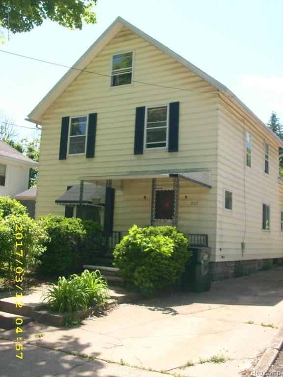 727 N Wisconsin Avenue, Lansing, MI 48915 (MLS #630000226844) :: The Toth Team