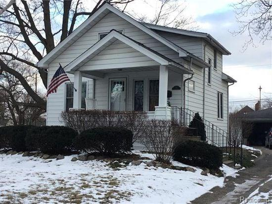 544 Lincoln Avenue, Clawson, MI 48017 (#218049899) :: RE/MAX Vision