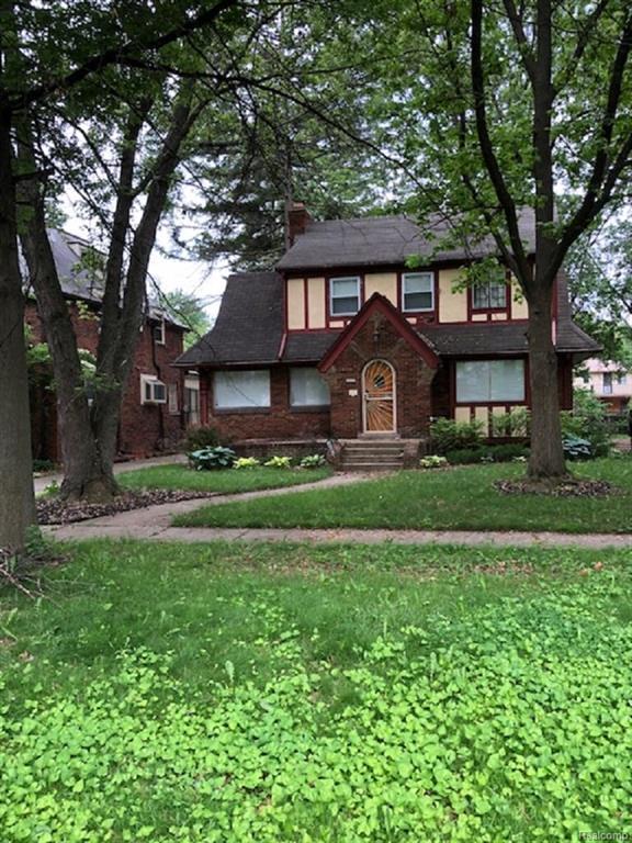 16835 Warwick Street, Detroit, MI 48219 (#218050405) :: RE/MAX Classic