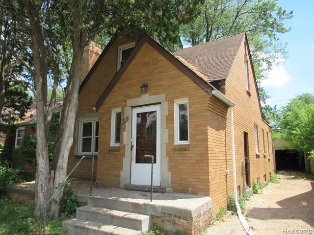 12768 Maiden Street, Detroit, MI 48213 (#218050665) :: RE/MAX Classic