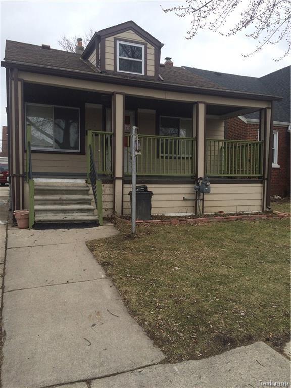 5272 Maple Street, Dearborn, MI 48126 (#218052310) :: RE/MAX Classic