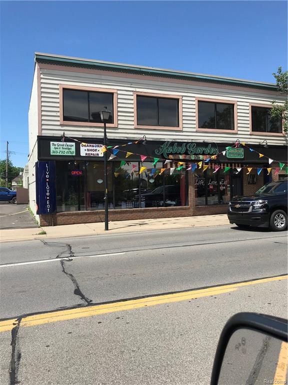 22266 Michigan Avenue, Dearborn, MI 48124 (#218052397) :: RE/MAX Classic