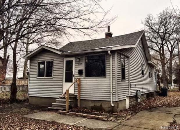 1607 Channing Street, Ferndale, MI 48220 (MLS #218053753) :: The Toth Team