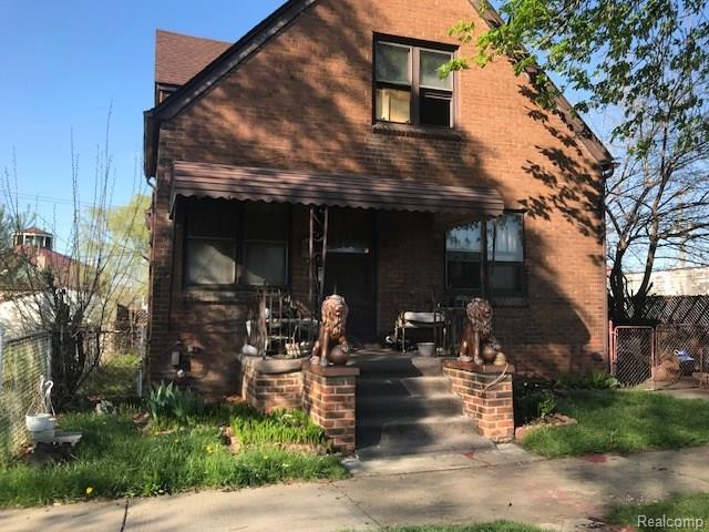 16 W Anchor, River Rouge, MI 48218 (#218054294) :: RE/MAX Classic