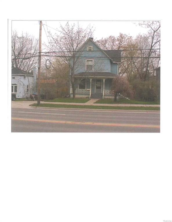 913 S Main Street, Ann Arbor, MI 48104 (MLS #543257815) :: The Toth Team