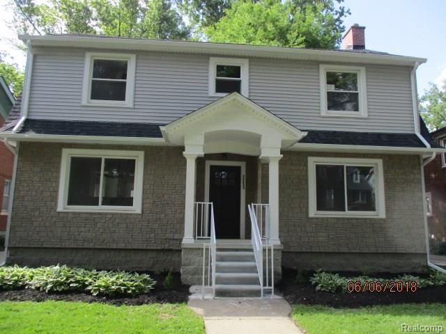 22623 Alexandrine Street, Dearborn, MI 48124 (#218055977) :: RE/MAX Classic
