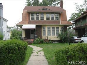 861 Taylor Street, Detroit, MI 48202 (MLS #218056489) :: The Toth Team