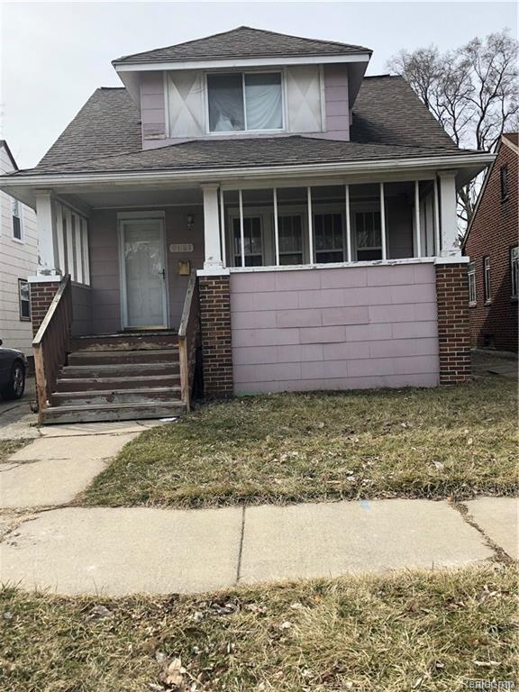 9981 Abington Avenue E, Detroit, MI 48227 (MLS #218057498) :: The Toth Team