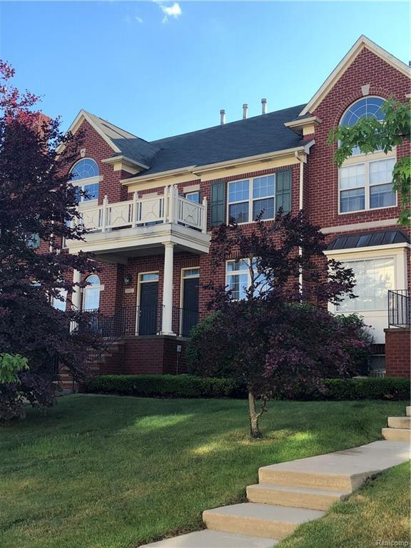 1392 Raliegh Pl, Troy, MI 48084 (#218057919) :: Duneske Real Estate Advisors