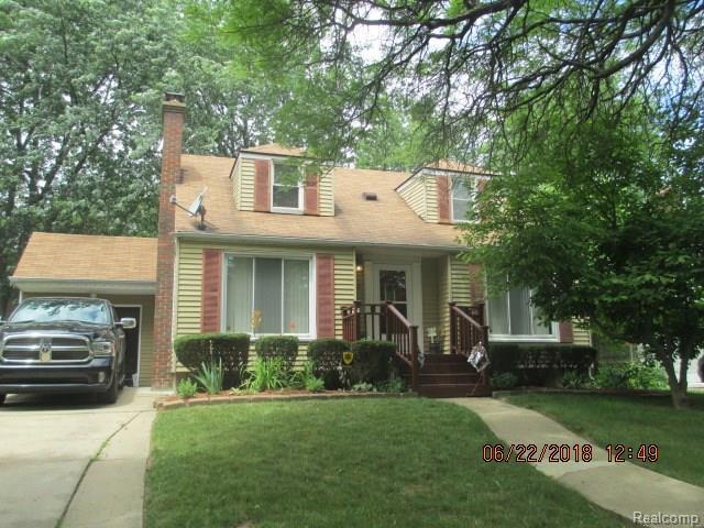 913 Fremont Street, Flint, MI 48504 (#218058487) :: RE/MAX Classic
