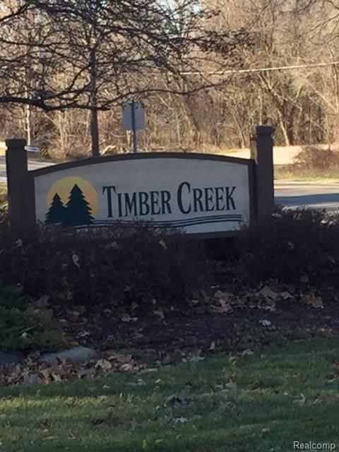 0000 Timber Creek, Rose Twp, MI 48442 (MLS #218059254) :: The Toth Team