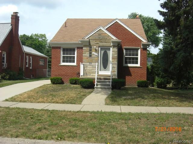 6733 Dolphin Street, Dearborn Heights, MI 48127 (#218059920) :: RE/MAX Classic