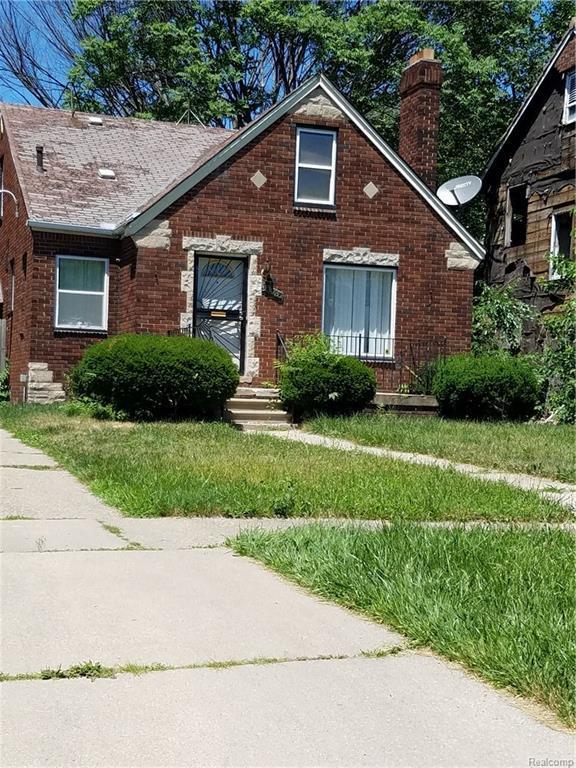 13035 Kilbourne, Detroit, MI 48213 (MLS #218060966) :: The Toth Team