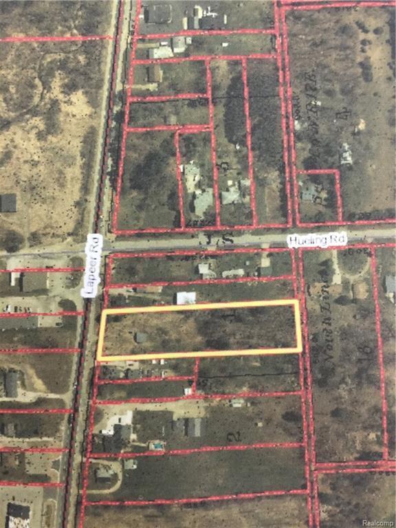 4401 Lapeer Road, Port Huron Twp, MI 48060 (#218062151) :: The Buckley Jolley Real Estate Team