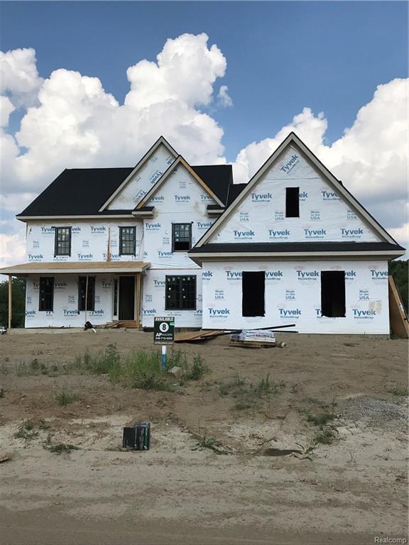 16646 Canvass Creel Court, Northville Twp, MI 48168 (#218062361) :: Duneske Real Estate Advisors