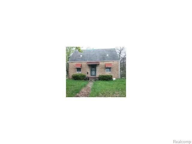 1618 Park, Flint, MI 48503 (#50100003016) :: The Mulvihill Group