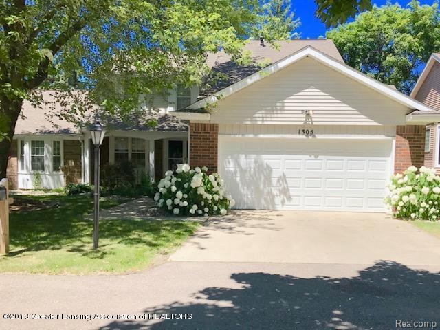 1305 Glenmeadow Lane, East Lansing, MI 48823 (#630000228220) :: Duneske Real Estate Advisors