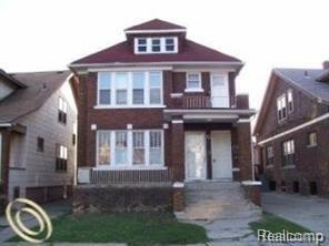 4011 Beniteau Street, Detroit, MI 48214 (#218064401) :: RE/MAX Classic