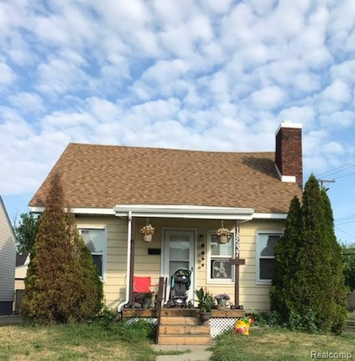 18537 Reed Street, Melvindale, MI 48122 (#218064686) :: RE/MAX Classic