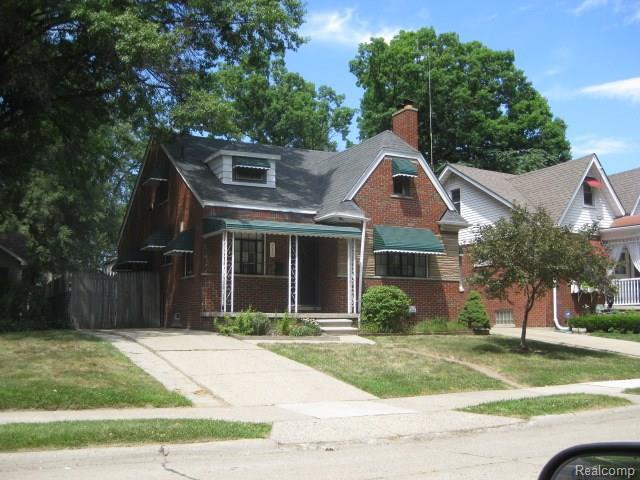 710 W Mapledale Avenue, Hazel Park, MI 48030 (#218065007) :: RE/MAX Nexus