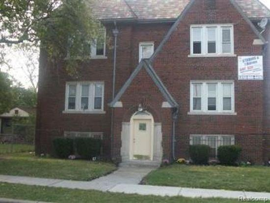 11255 Charlemagne Street, Detroit, MI 48213 (#218065488) :: RE/MAX Classic