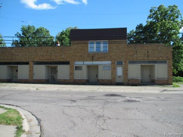 205 Voorheis Street, Pontiac, MI 48341 (#218065566) :: The Buckley Jolley Real Estate Team