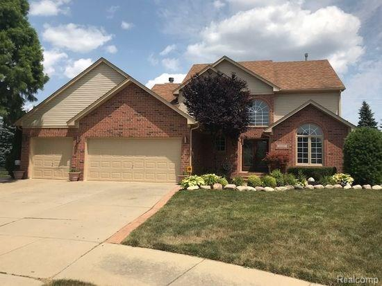 15167 Sylvia Court, Sterling Heights, MI 48312 (#218067539) :: RE/MAX Classic