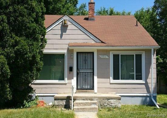 11722 Hubbell Street, Detroit, MI 48227 (#218069003) :: RE/MAX Classic