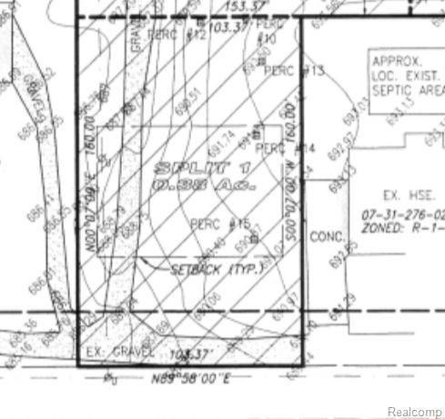 VL Christie Lane, Shelby Twp, MI 48317 (#218069094) :: The Buckley Jolley Real Estate Team