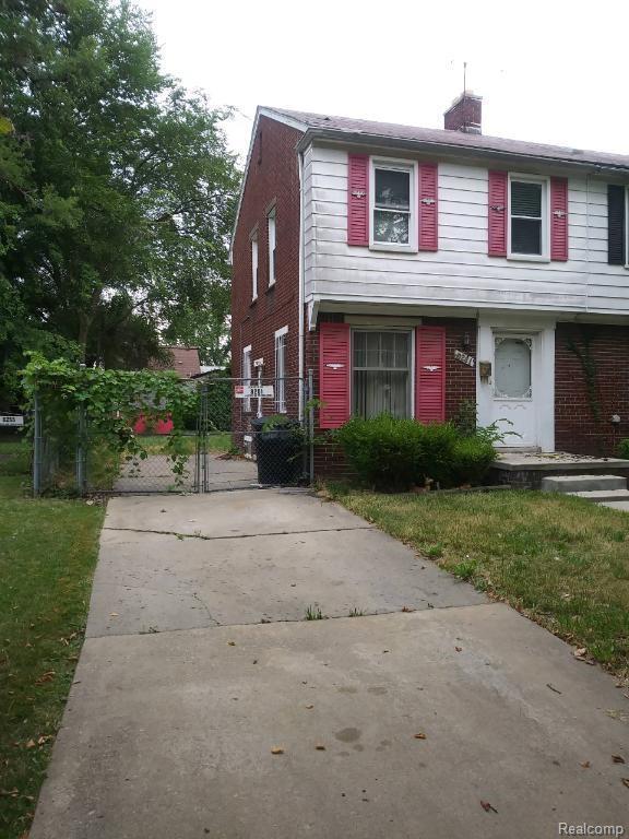 8261 Manor Street, Detroit, MI 48204 (MLS #218070301) :: The Toth Team