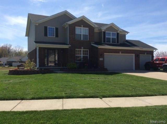 155 Natures Way, CARLETON VLG, MI 48117 (#218070785) :: RE/MAX Classic