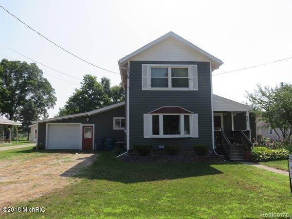 72 N Main St, QUINCY VLLG, MI 49082 (#62018035908) :: Duneske Real Estate Advisors