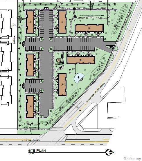 NE Corner Hayes & Clinton River Rd Road, Clinton Twp, MI 48038 (#218072744) :: RE/MAX Nexus