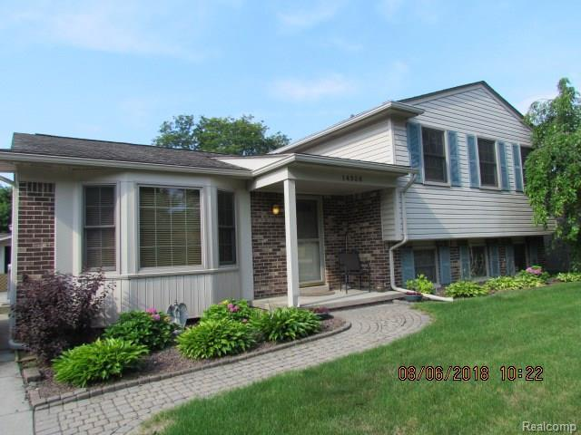 14336 Suffield Lane, Sterling Heights, MI 48312 (#218075235) :: RE/MAX Classic