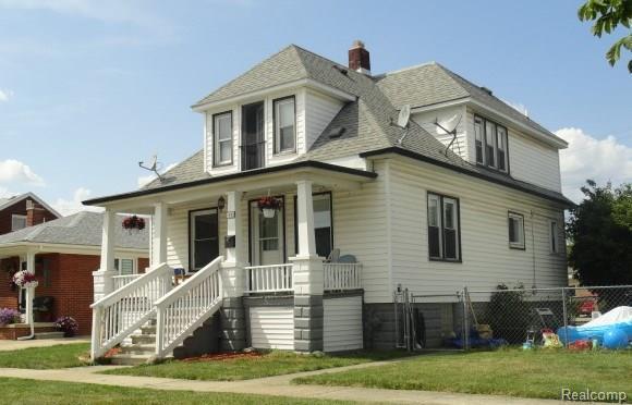 1452 Elm Street, Wyandotte, MI 48192 (#218075247) :: RE/MAX Classic