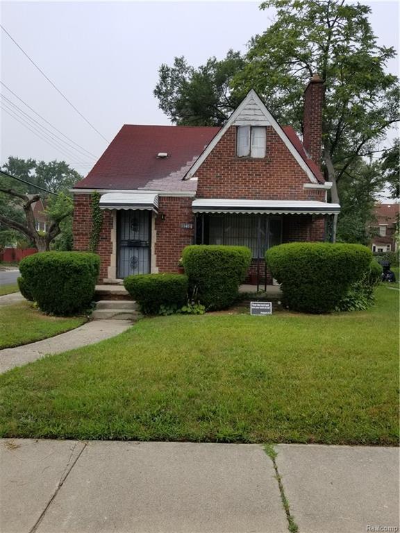 15401 Mansfield Street, Detroit, MI 48227 (#218075552) :: RE/MAX Classic