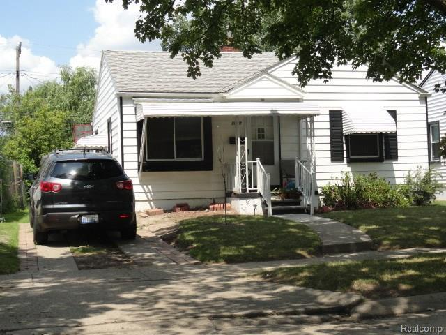 1637 E George Avenue, Hazel Park, MI 48030 (#218076882) :: The Buckley Jolley Real Estate Team