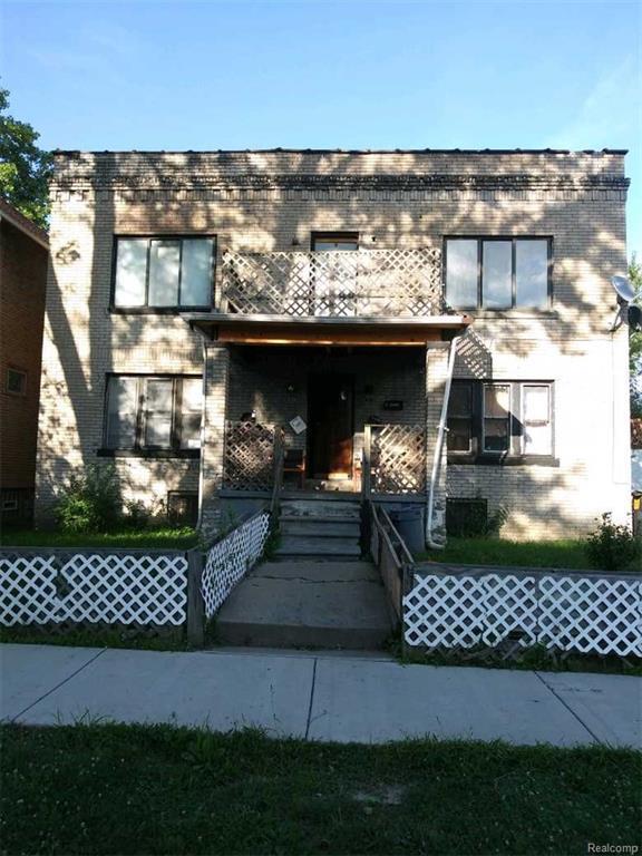 5312 Maxwell Street, Detroit, MI 48213 (#218077401) :: RE/MAX Classic
