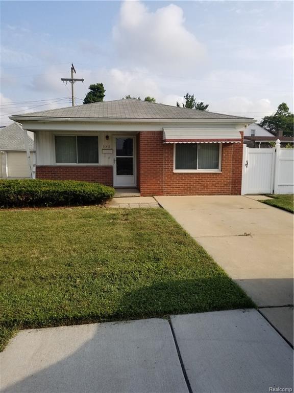720 Goddard Street, Wyandotte, MI 48192 (#218077433) :: RE/MAX Classic