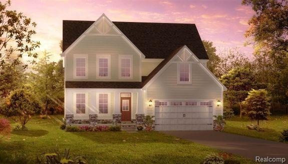 9430 Island Lake Road, Dexter, MI 48130 (#543259465) :: Duneske Real Estate Advisors