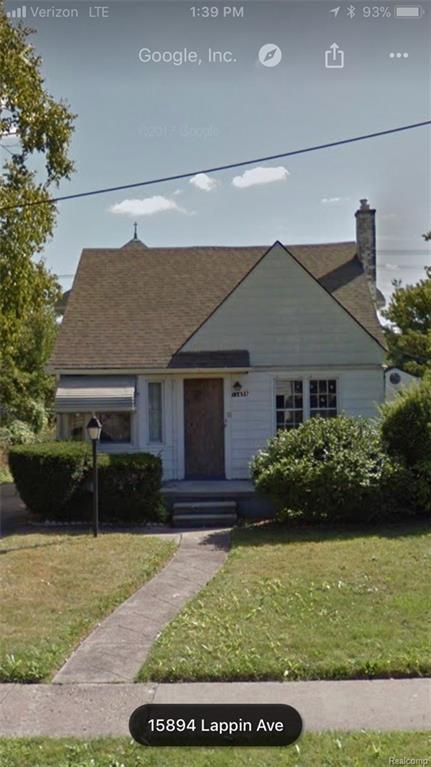 15894 Lappin Street, Detroit, MI 48205 (#218077910) :: RE/MAX Classic