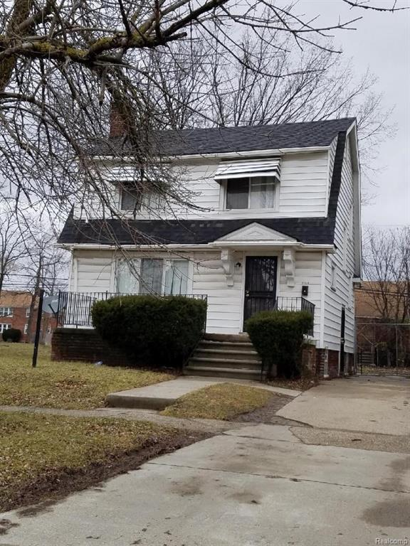 13111 Manor Street, Detroit, MI 48238 (#218078203) :: RE/MAX Classic