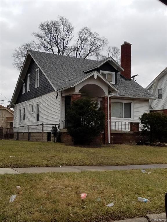 13176 Manor Street, Detroit, MI 48238 (#218078216) :: RE/MAX Classic