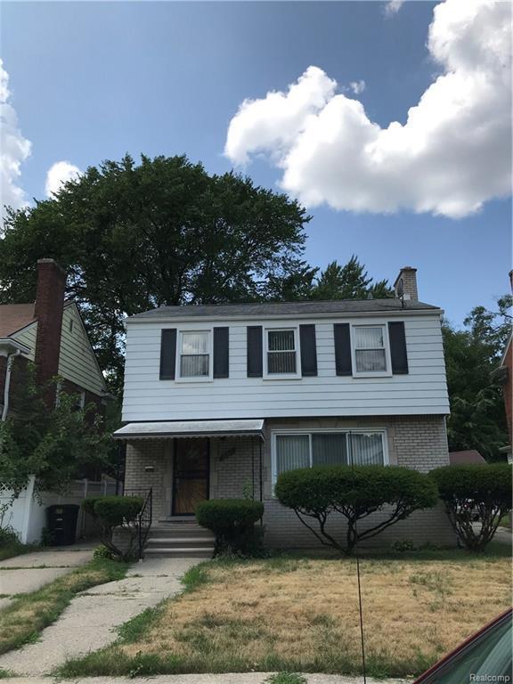 19307 Pinehurst Street, Detroit, MI 48221 (#218078279) :: Keller Williams West Bloomfield