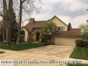 3911 Breckinridge Drive, Meridian Charter Twp, MI 48864 (#630000229511) :: Duneske Real Estate Advisors