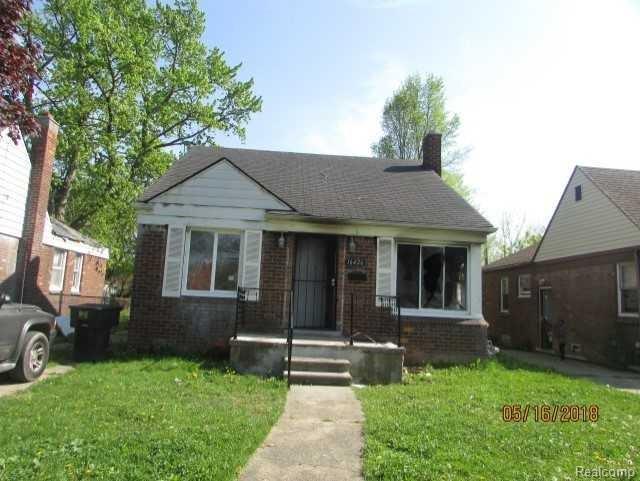 16426 Edmore Drive, Detroit, MI 48205 (#218078971) :: RE/MAX Classic