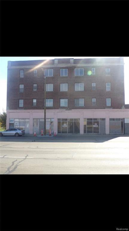 2277 W Davison Street W, Detroit, MI 48238 (#218079851) :: RE/MAX Classic